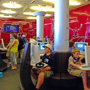 Интернет-кафе Каширы
