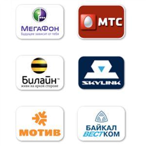 Операторы сотовой связи Каширы