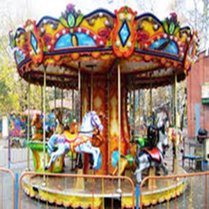 Парки культуры и отдыха Каширы