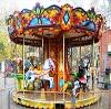 Парки культуры и отдыха в Кашире