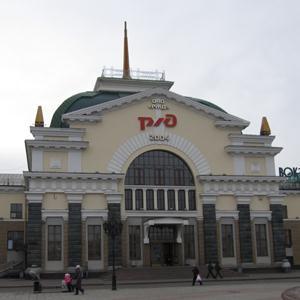 Железнодорожные вокзалы Каширы
